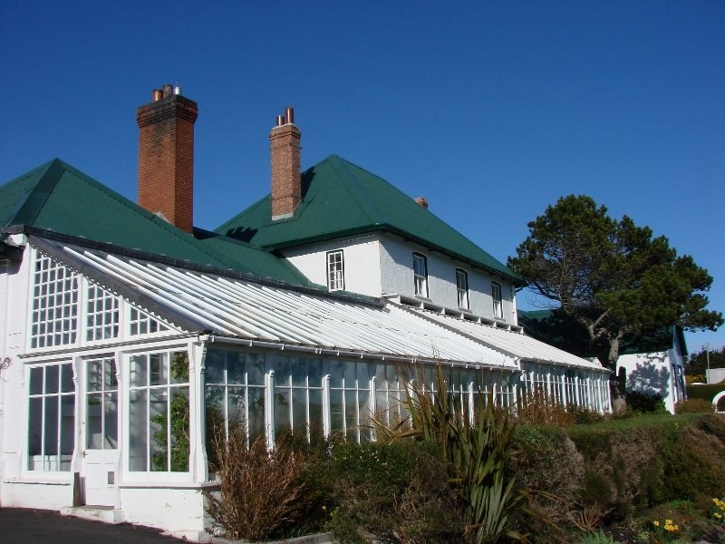 Government House Conservatory