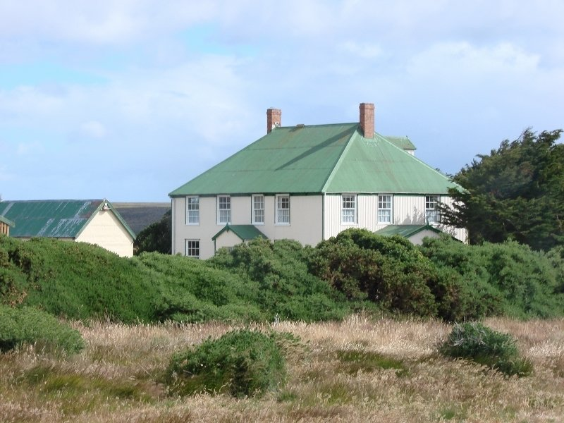 Teal Inlet Settlement - Former Manager's House