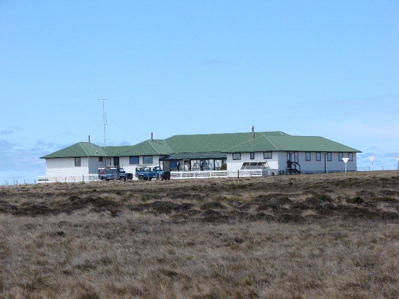 Sea Lion Island Lodge