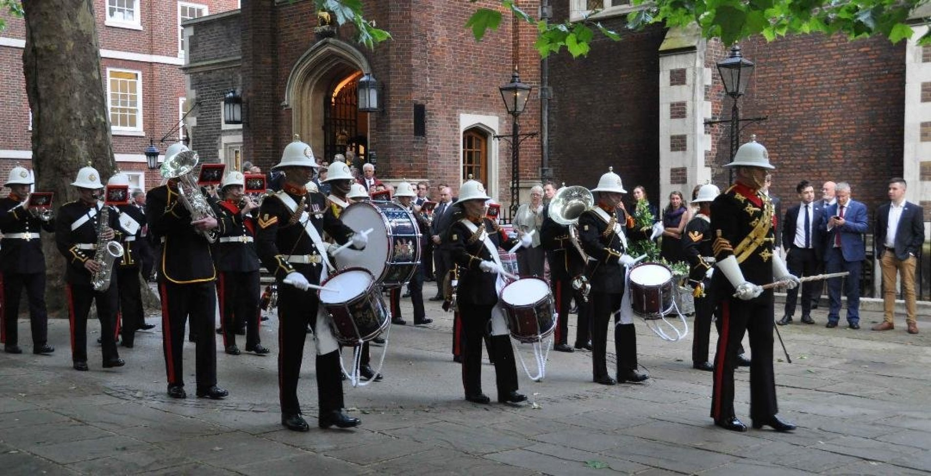 FIG-19 Royal Marine Band