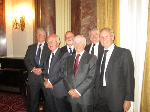 Former Falkland Islands' Governors