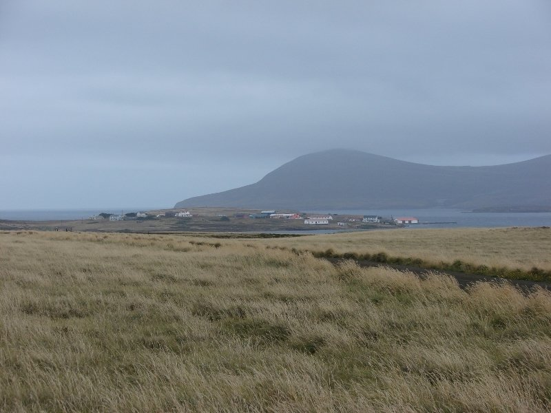 Fox Bay Settlement, West Falkland