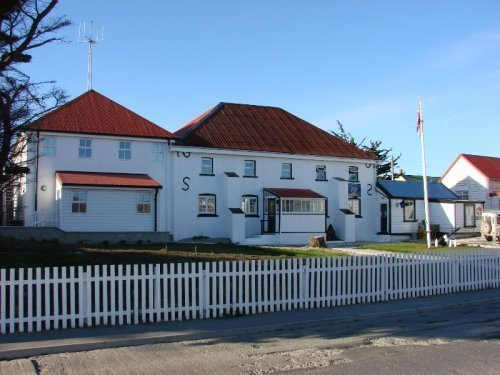 Royal Falkland Islands Police Station