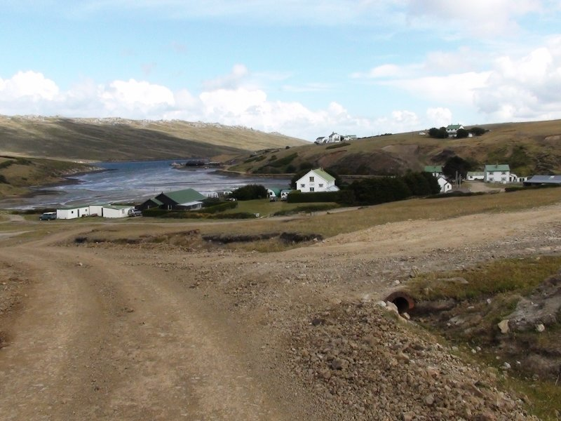 Port Howard, West Falkland