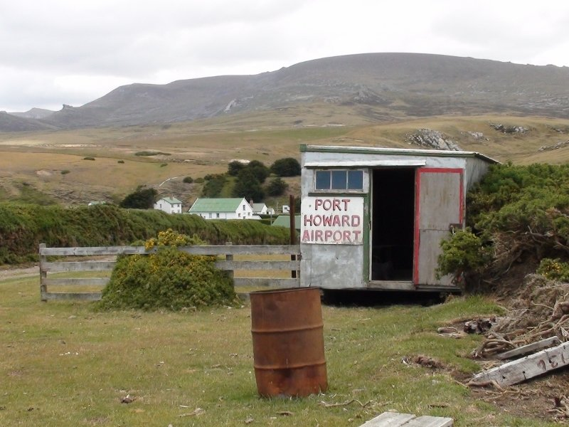 Port Howard Airport, West Falkland