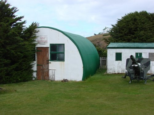 Port Howard War Museum, West Falkland