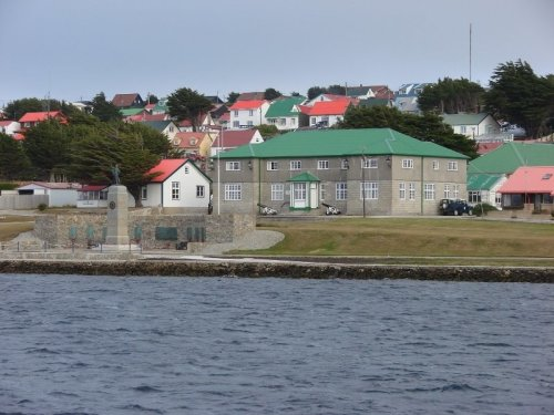 Falkland Islands Government Secretariat Building
