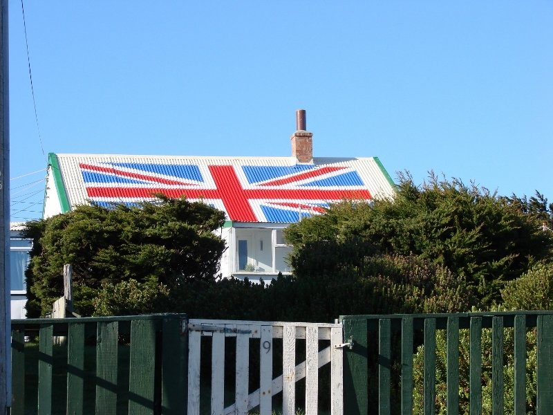 Union Flag Cottage